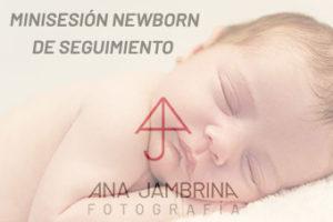 Minisesiones Newborn